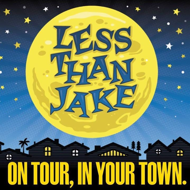 Less Than Jake @ The County Line Saloon - Melbourne, FL