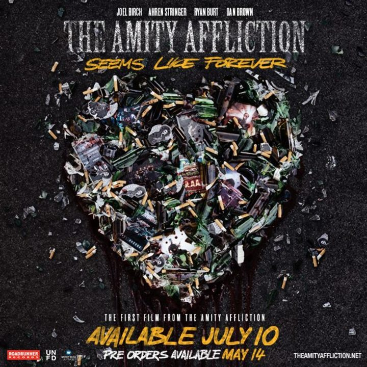 The Amity Affliction @ Bottom Lounge - Chicago, IL