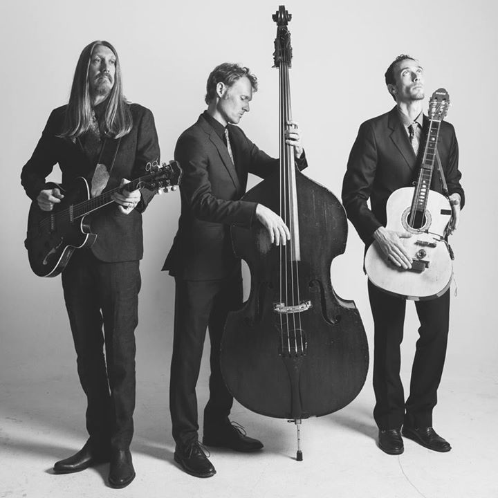 The Wood Brothers @ Powers Bar - London, United Kingdom