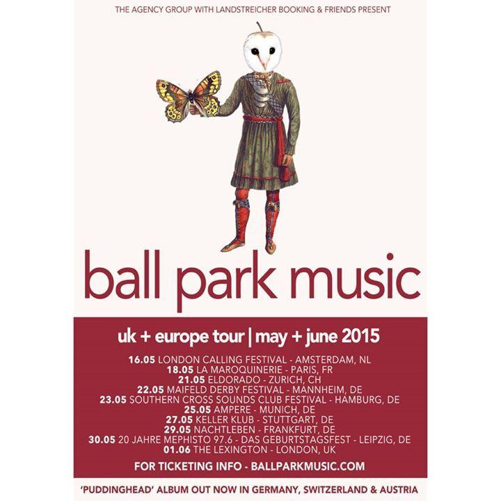 Ball Park Music @ Tanks Arts Centre - Edge Hill, Australia