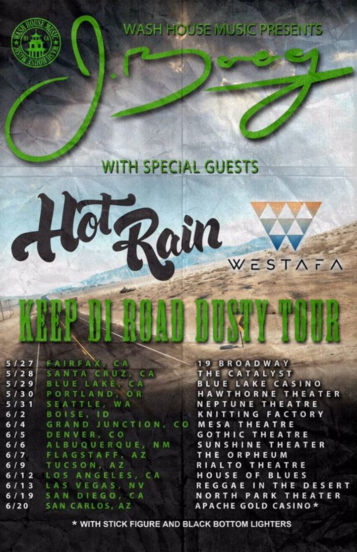 J Boog @ Knitting Factory Concert House - Boise, ID
