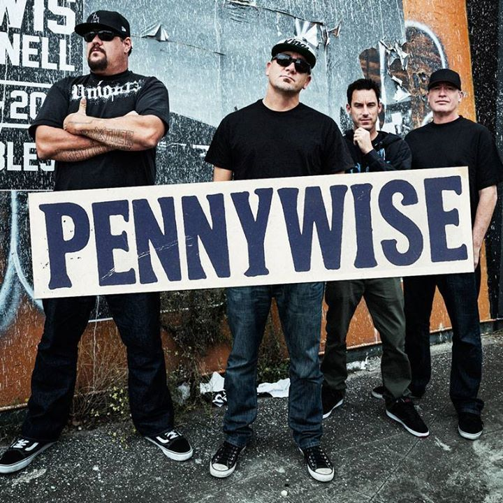 Pennywise @ Pier Six Pavilion - Baltimore, MD