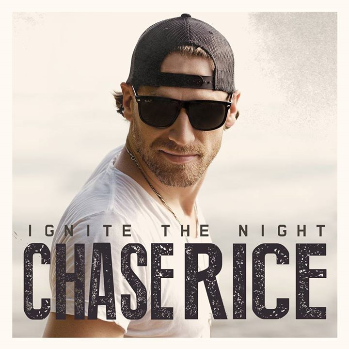 Chase Rice @ North Charleston PAC (with Billy Currington & Brett Eldredge) - Charleston, SC
