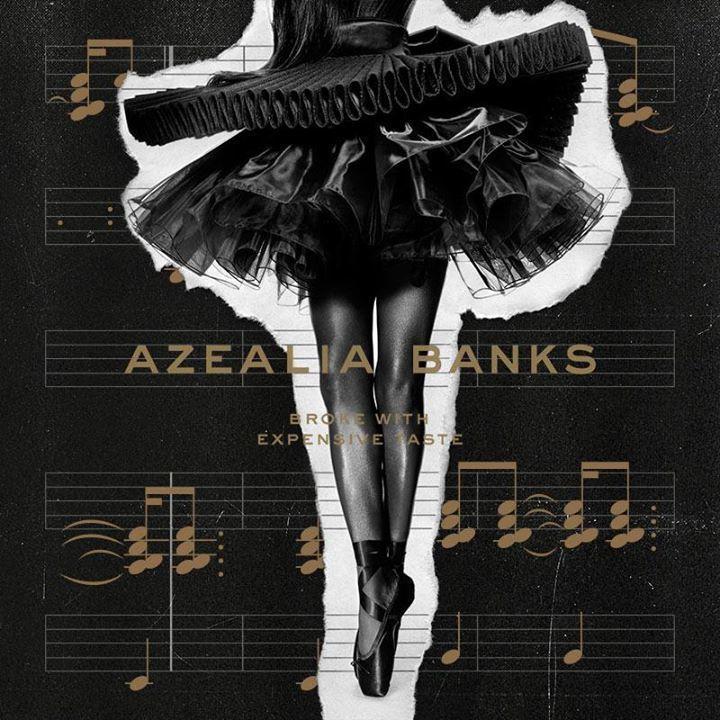 Azealia Banks @ The Limelight - Belfast, United Kingdom