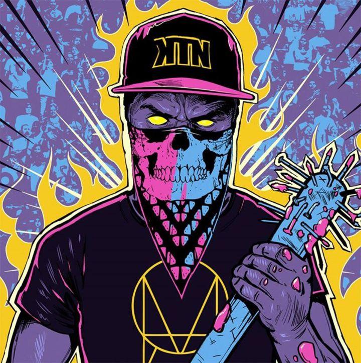 Kill The Noise @ Sapphire Night Club - Kelowna, Canada