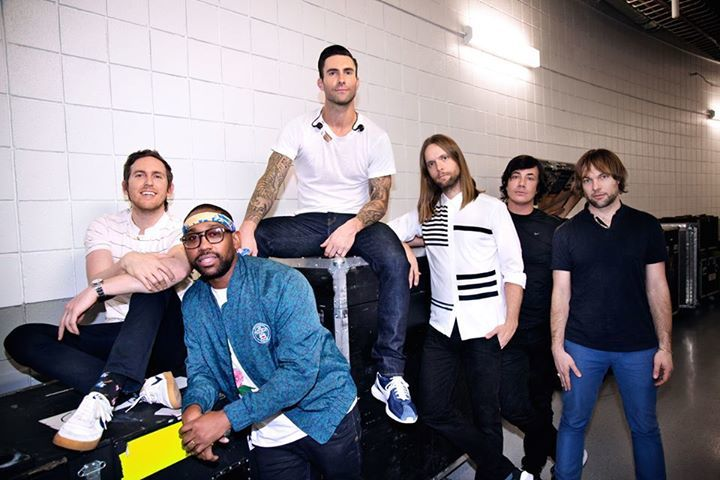 Maroon 5 @ The O2 - London, United Kingdom