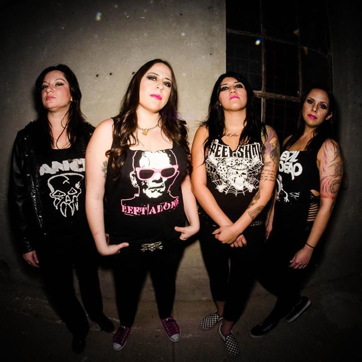 The Venomous Pinks @ Marquee Theater - Tempe, AZ