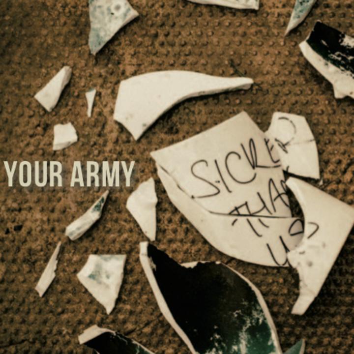 Your Army @ Headcrash - Hamburg, Germany