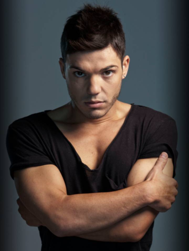 Anthony Callea @ The Palms at Crown Melbourne - Southbank, Australia