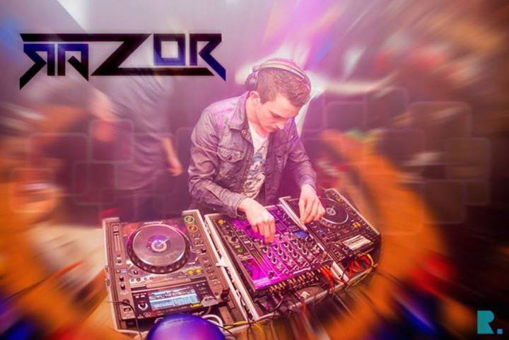 DJ Razor Tour Dates