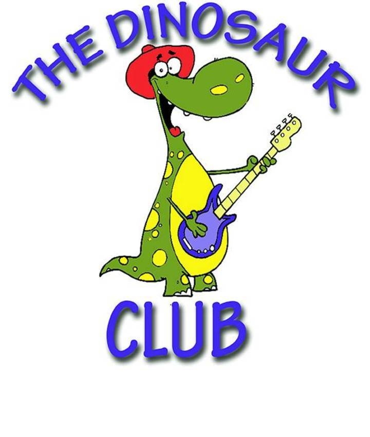 The Dinosaur Club Tour Dates