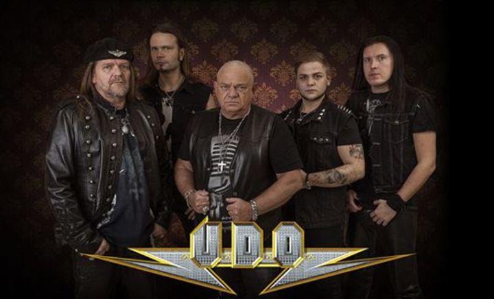 U.D.O. @ Club 700 - Orebro, Sweden