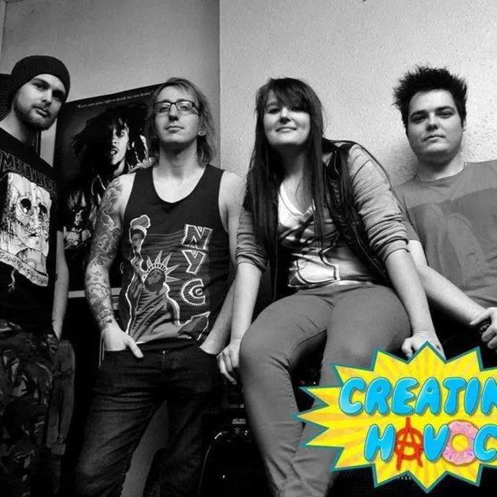Creatin' Havoc Tour Dates