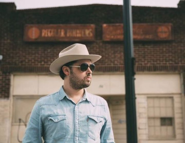 Caleb Caudle @ The Evening Muse - Charlotte, NC