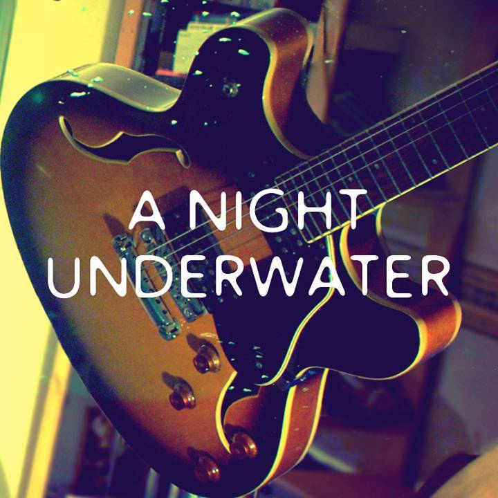 A Night Underwater @ The Musician - Leicester, United Kingdom