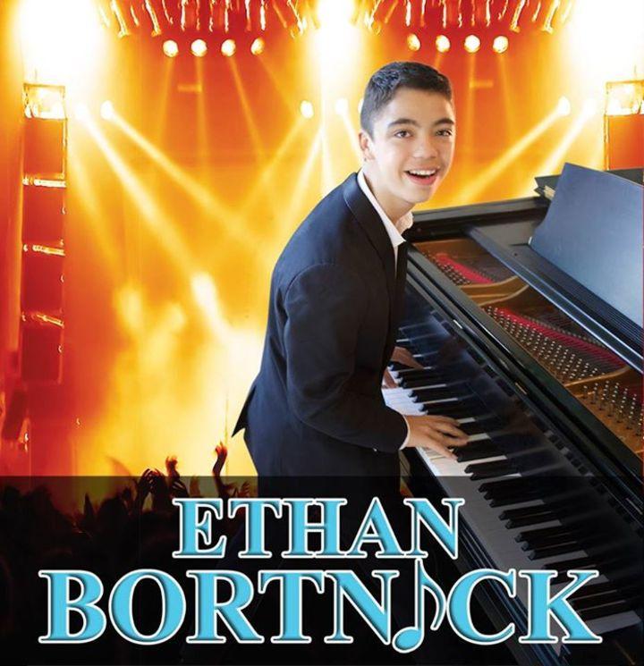Ethan Bortnick @ Mizner Park Amphitheater - Boca Raton, FL