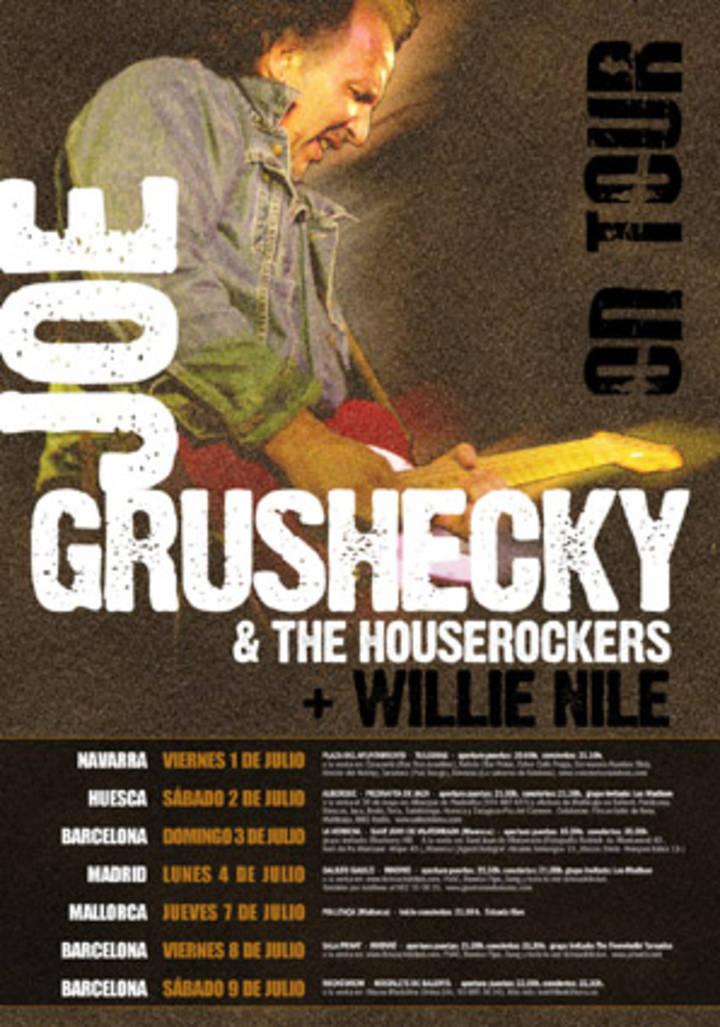 Joe Grushecky & The Houserockers @ The Stone Pony - Asbury Park, NJ