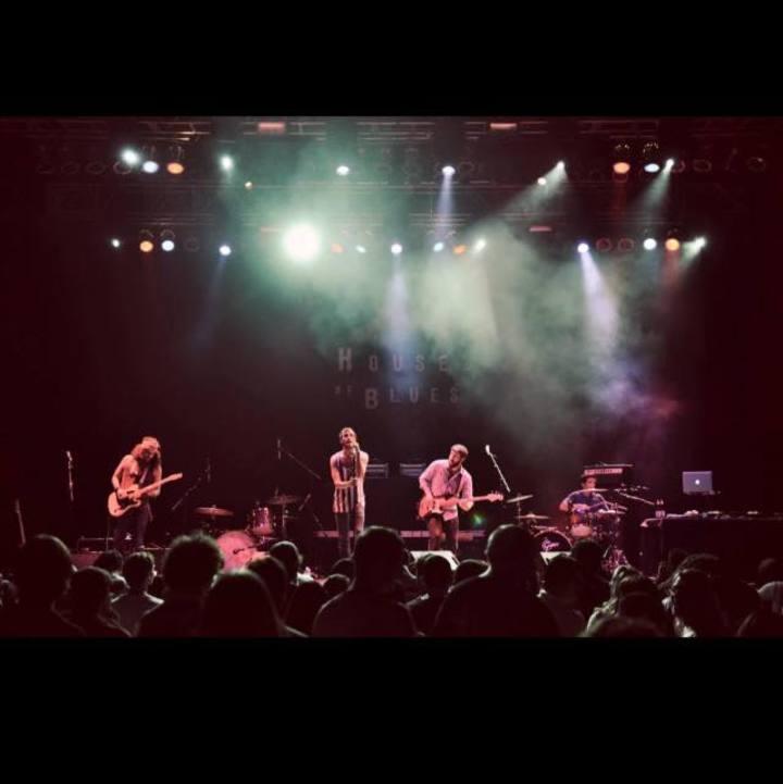 The Beans @ House of Blues - Houston, TX