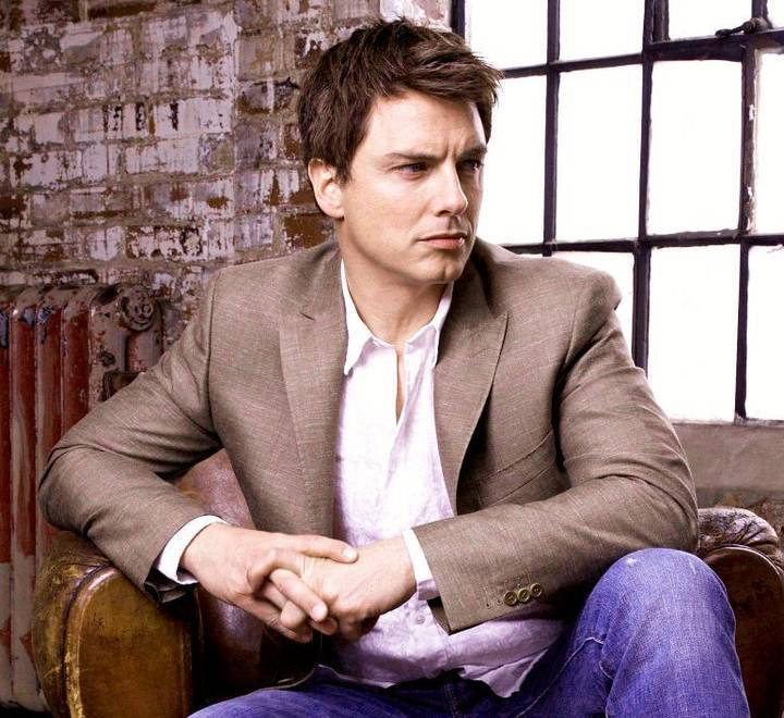 John Barrowman @ London Palladium - London, United Kingdom