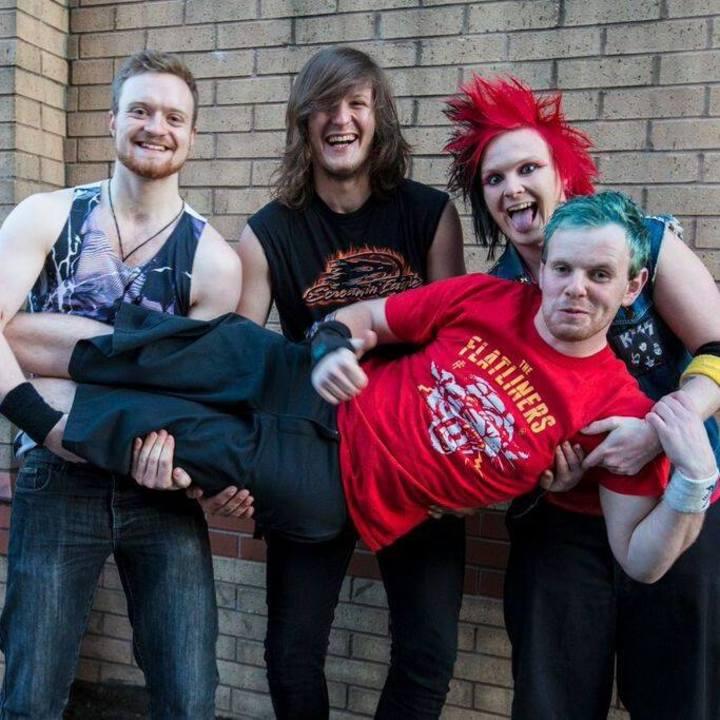 Dead Frequency @ Rock City - Nottingham, United Kingdom
