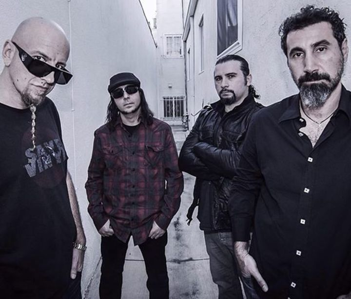 System of a Down @ Atlas Arena - Lodz, Poland