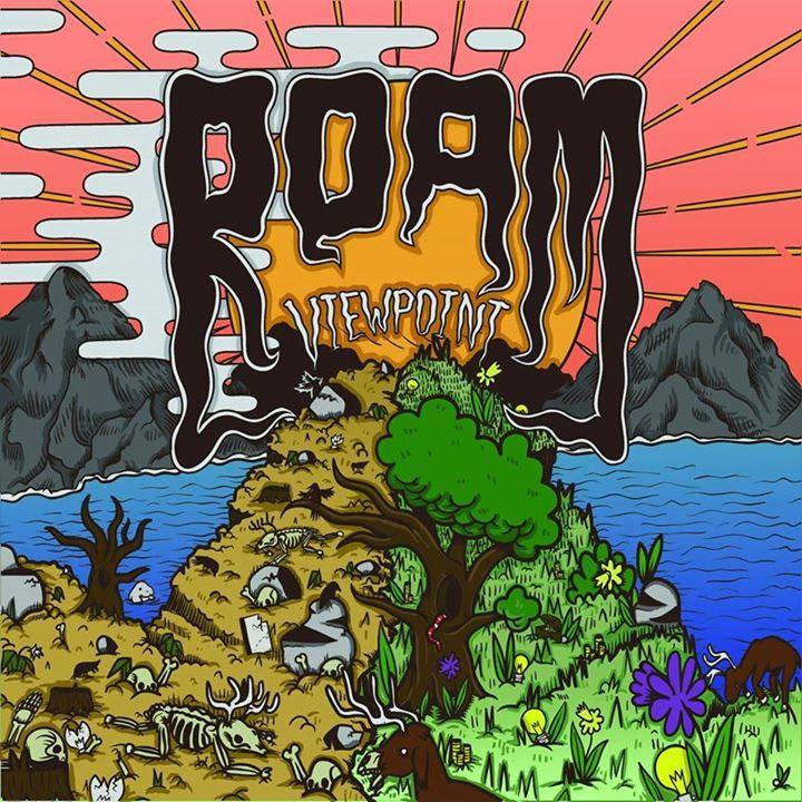 Roam @ The Boileroom - Surrey, United Kingdom