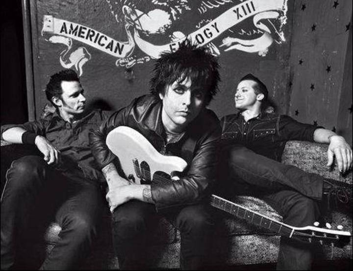 Fã Clube Green Day Tour Dates