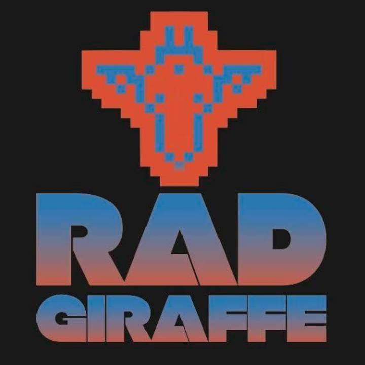 Rad Giraffe Tour Dates