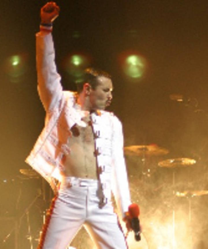 One Night of Queen @ Curtis M Phillips Center for Performing Arts - Gainesville, FL