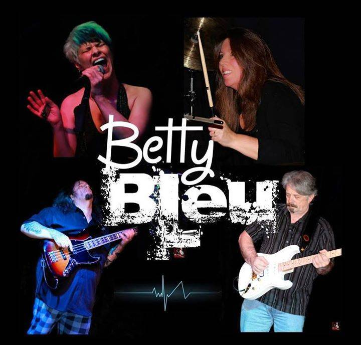 Betty Bleu Tour Dates