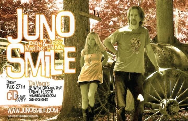 Juno Smile Tour Dates