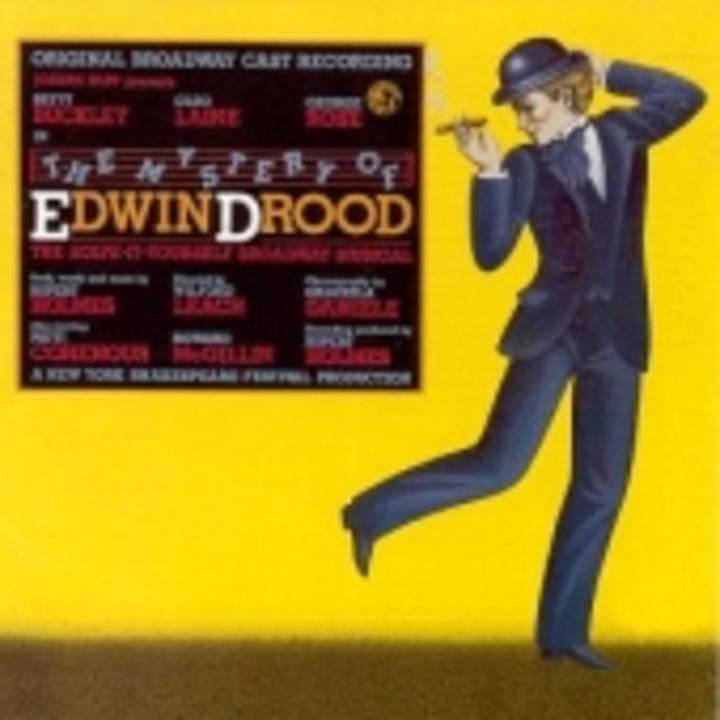 The Mystery Of Edwin Drood Tour Dates