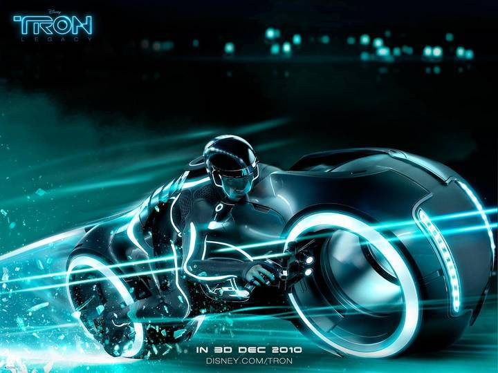 Tron Legacy Tour Dates