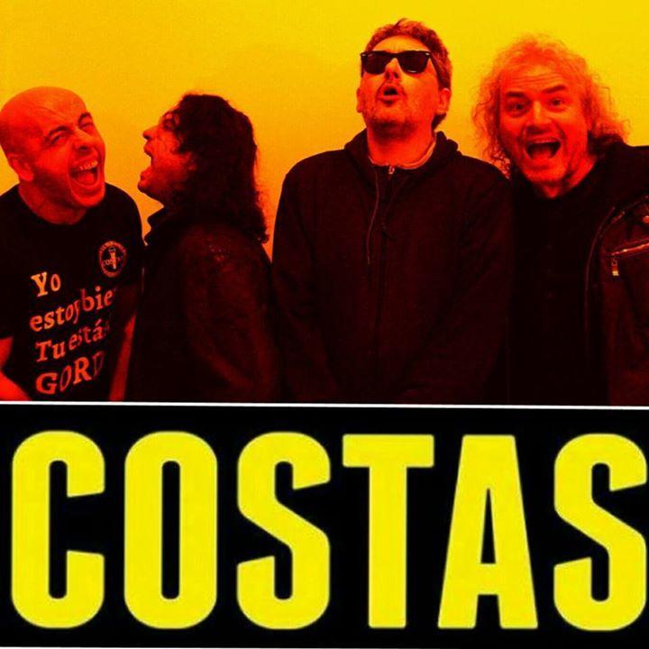 Costas Tour Dates