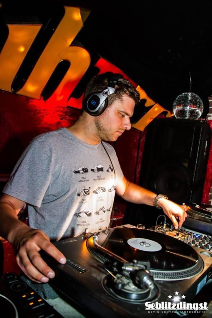 Lukas Fritscher - DJ Profil Tour Dates