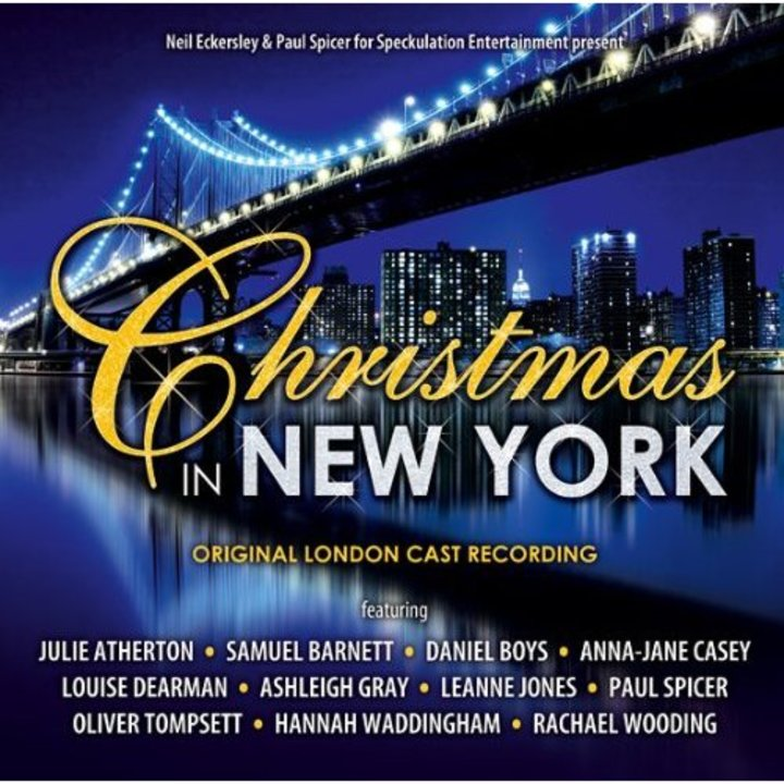 Christmas in New York Tour Dates