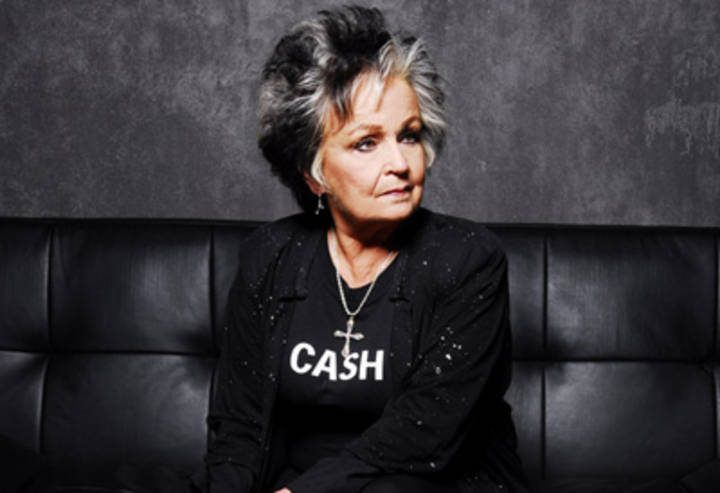 Joanne CASH @ Johnny Cash Home and Museum - Dyess, AR