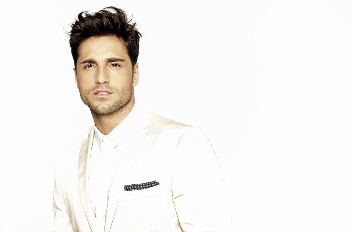 David Bustamante Tour Dates