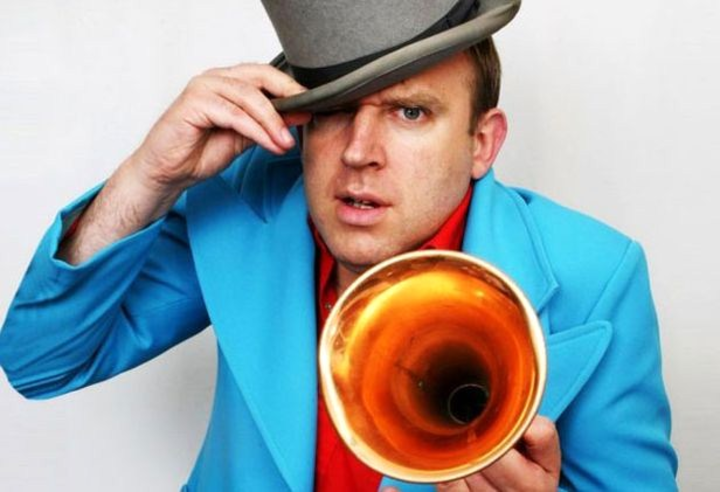 Tim Vine Tour Dates