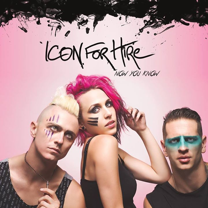 Icon For Hire @ VANS WARPED TOUR: Canterbury Park - Shakopee, MN
