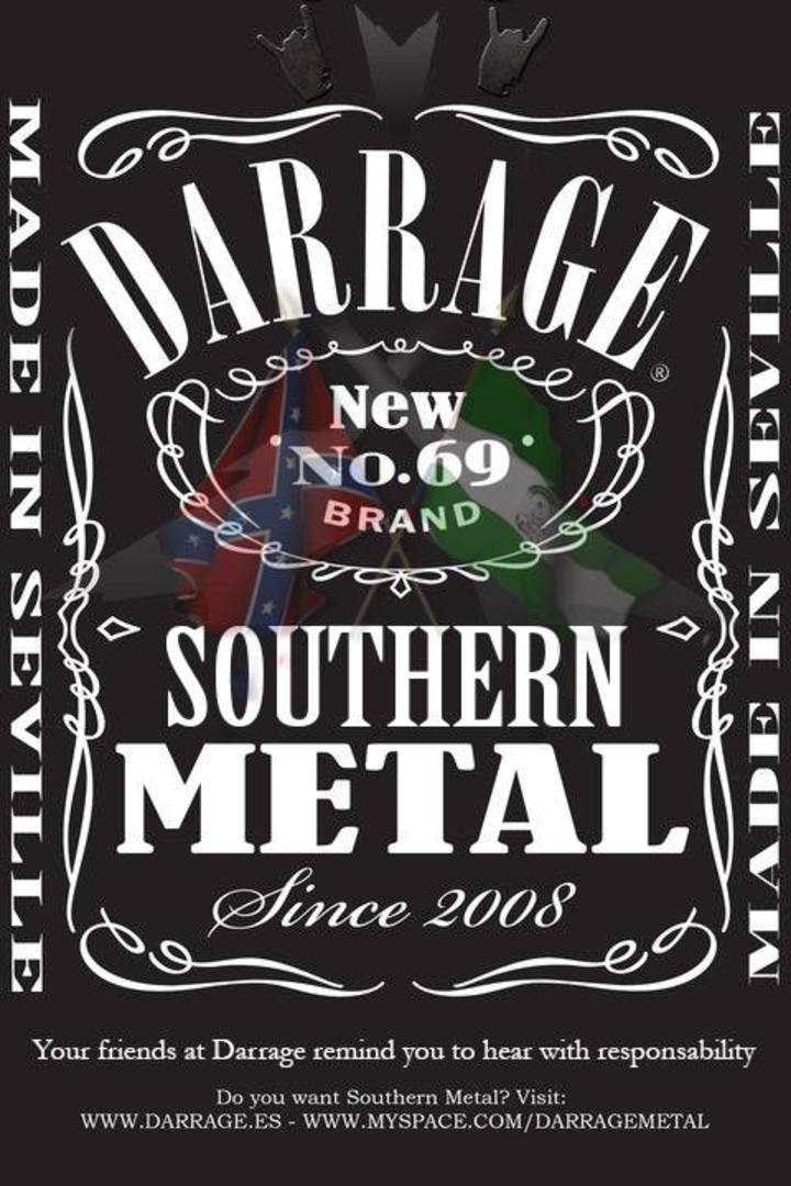Darrage Tour Dates