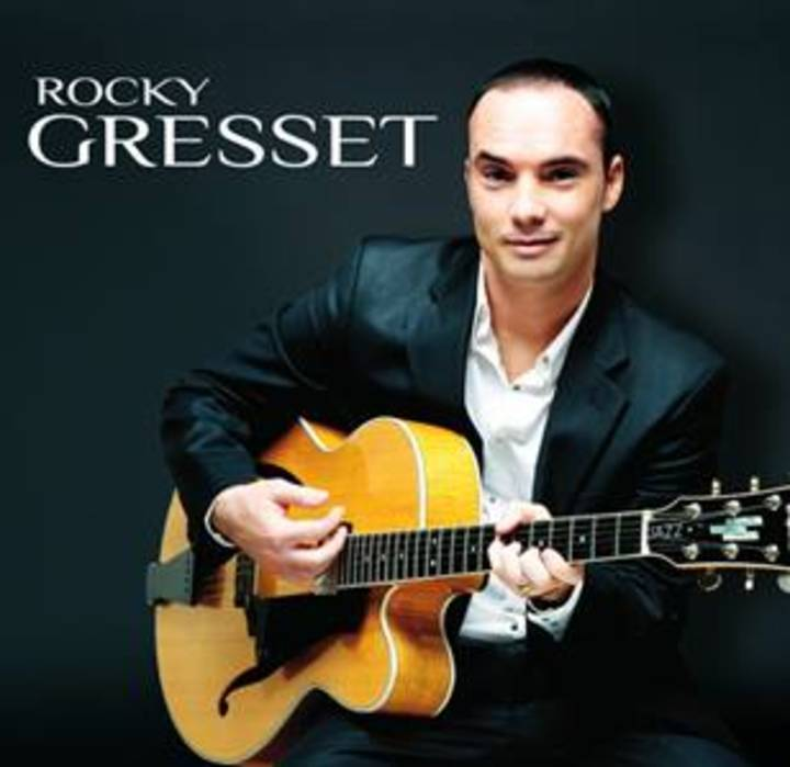 Rocky Gresset Tour Dates