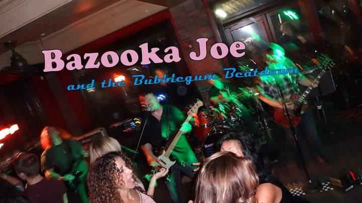 Bazooka Joe and the Bubblegum Beatdown Tour Dates