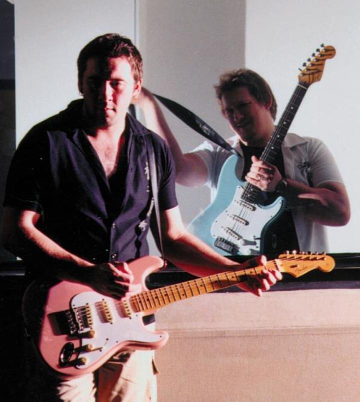 The Nimmo Brothers @ Backstage at the Green Hotel - Kinross, United Kingdom