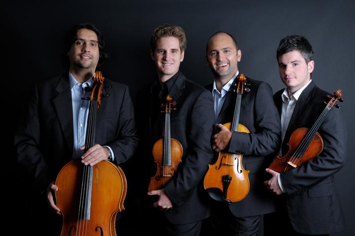 Quartetto di Cremona @ Palatin - Wiesloch, Germany