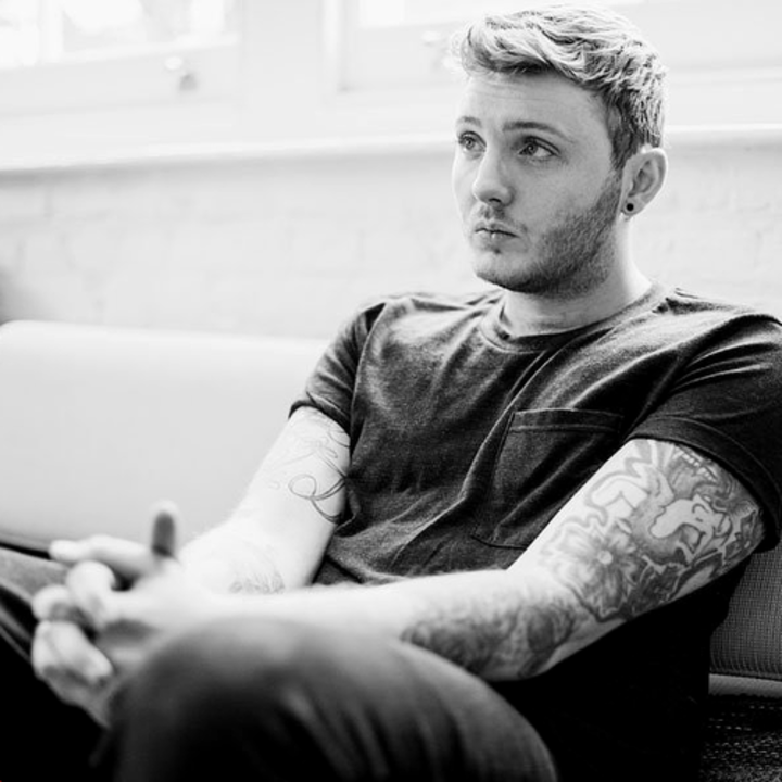 James Arthur @ O2 Apollo Manchester - Manchester, United Kingdom