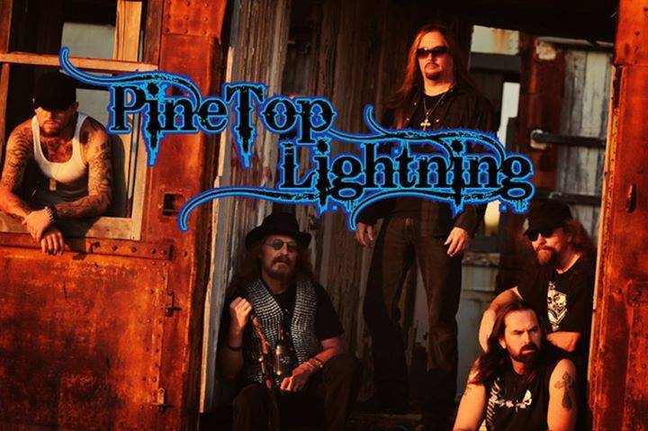 Pinetop Lightning Tour Dates
