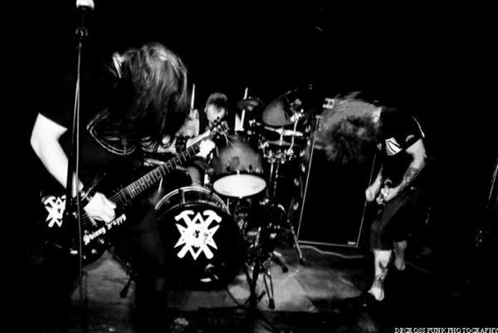 Wolvhammer @ Ultra Lounge - Chicago, IL