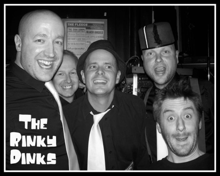 The Rinky Dinks Tour Dates