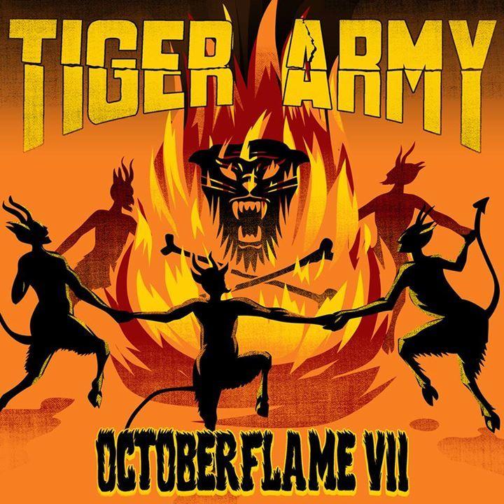 Tiger Army @ City National Grove of Anaheim - Anaheim, CA